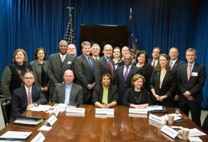 DOL meeting on January 8, 2014
